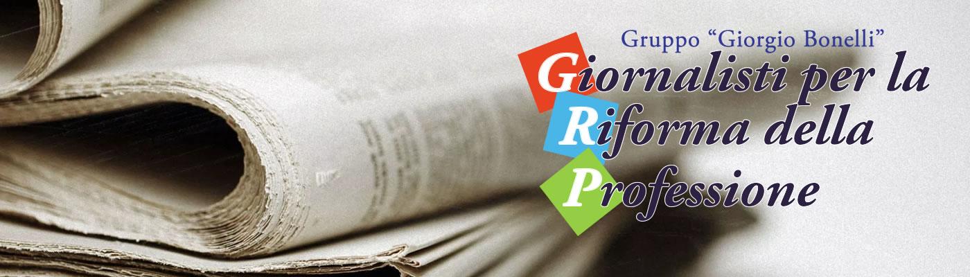 Giornalisti per la riforma della professione
